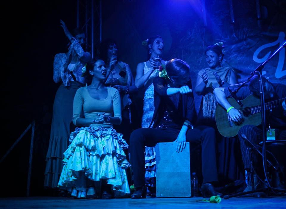 Kursevi flamenko plesa
